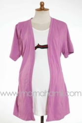 baju menyusui GUCCI pendek pink   SD 180  large